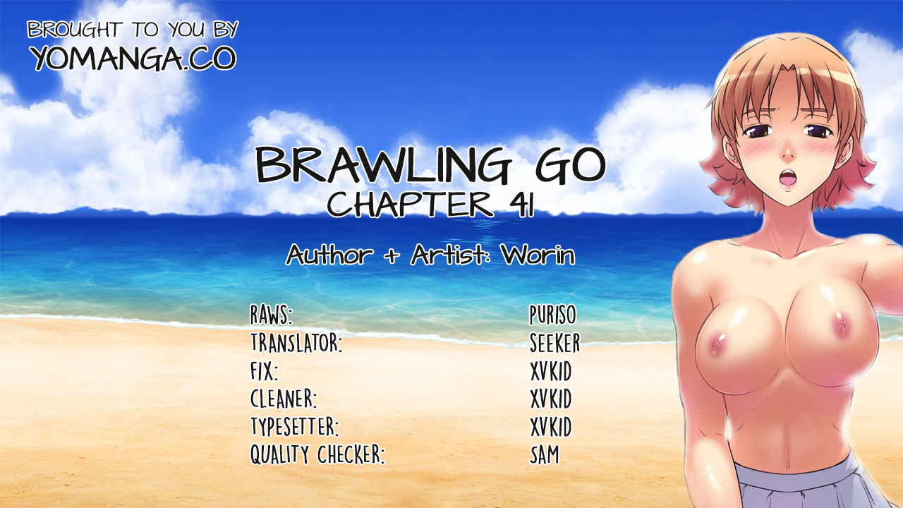 Brawling Go - Chapter 42