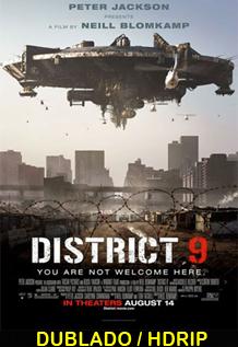 Assistir Distrito 9 – Dublado – 2009