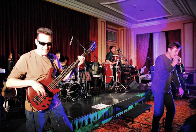 Concierto de Danza Invisible en las fiestas de Leganés 2012