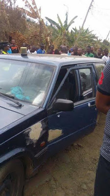 Photos: Pregnant Woman Dies In Fatal Accident At Obadore7