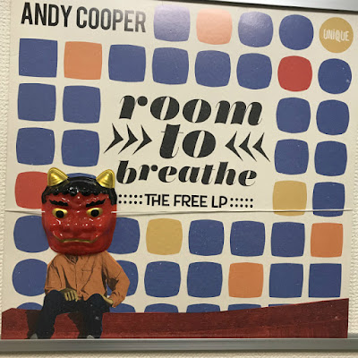 room to the breathe / Andy Cooper のレコードです。