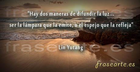 Citas de Lin Yutang