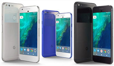 Google Pixel XL Manual