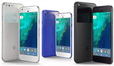 Google Pixel XL Manual