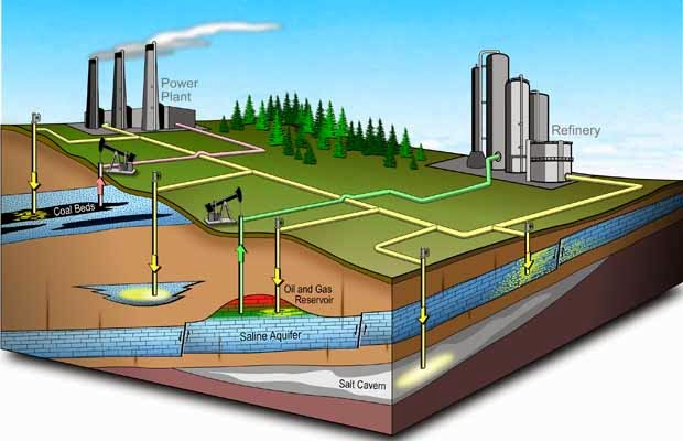 The Green Shadow: Carbon Capture and Storage (CCS)