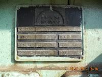 Used Marine Diesel Engine | MAN B&W 7L 28/32A