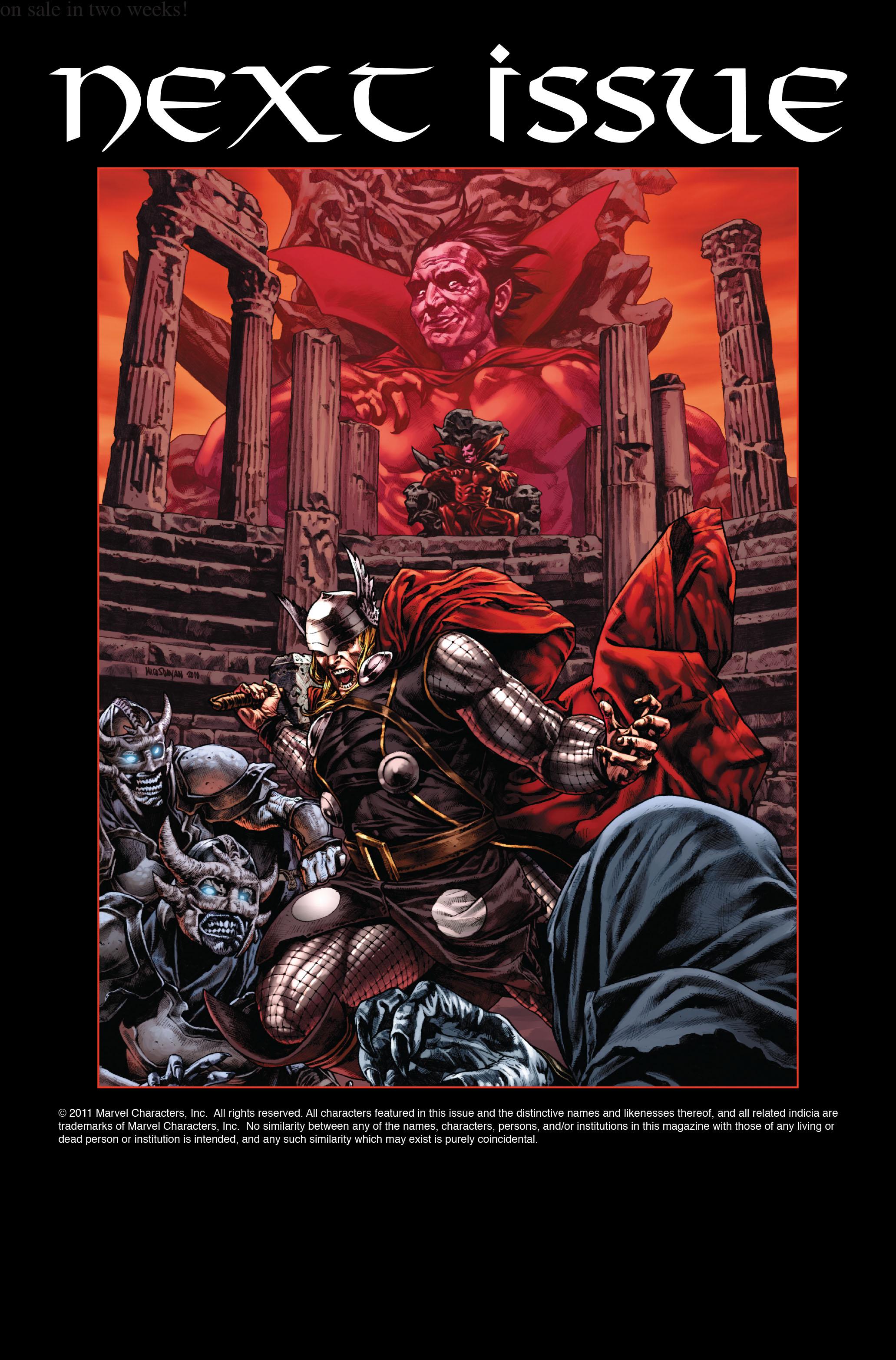 Thor (2007) Issue #613 #26 - English 25