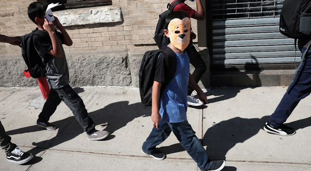 U.S. military may house immigrant children as Trump policy beset by confusio