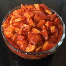 आम का मीठा अचार कैसे बनाते है How to make sweet pickle of mango