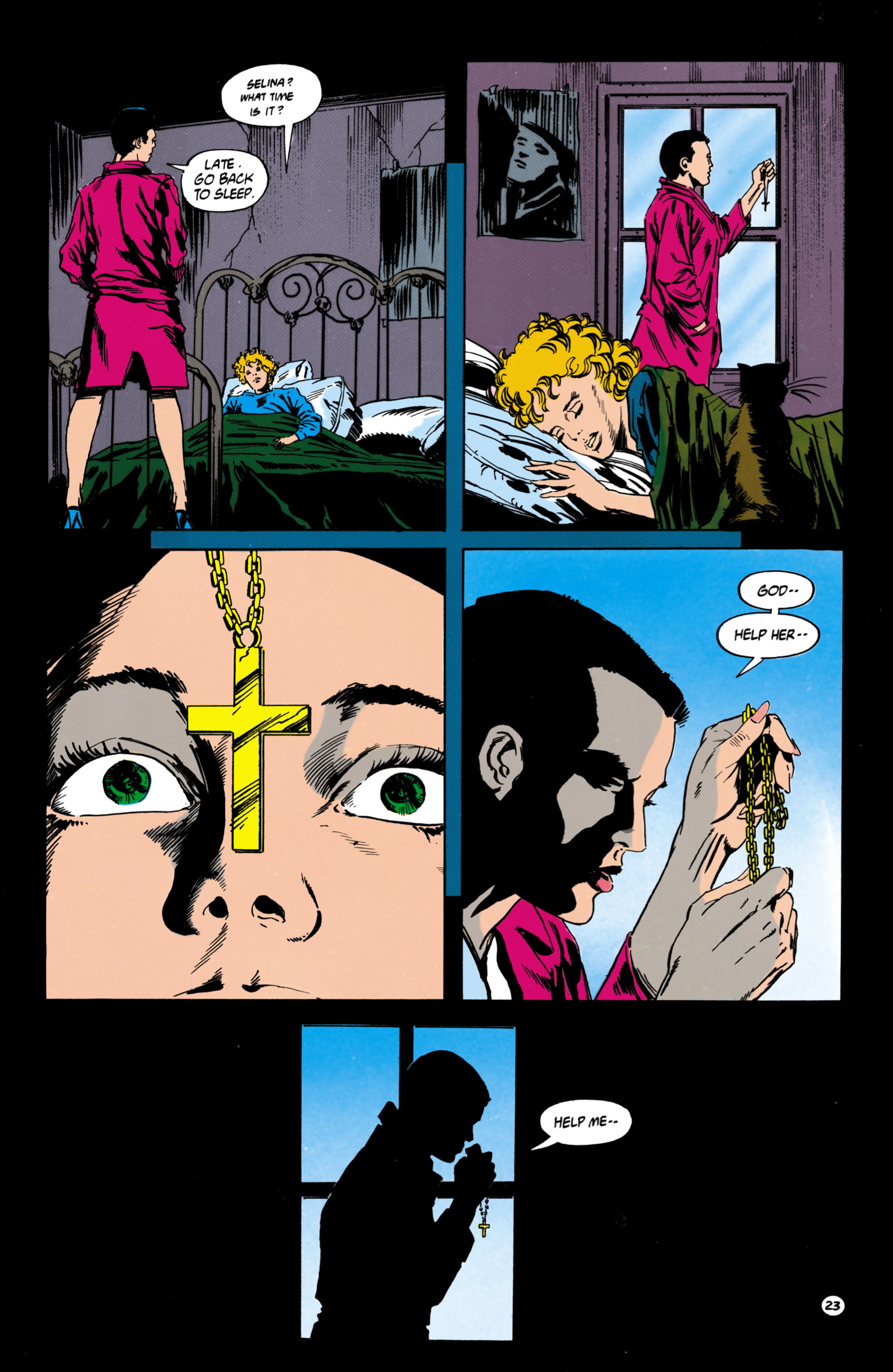 Catwoman (1989) Issue #2 #2 - English 24