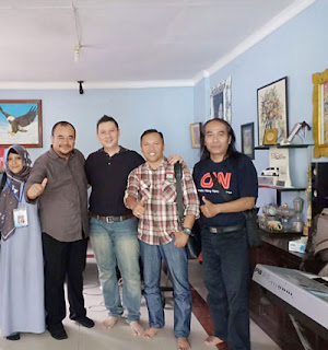 Tim Agaric Herbal Drink Di Rumah Ebes Sugiyono