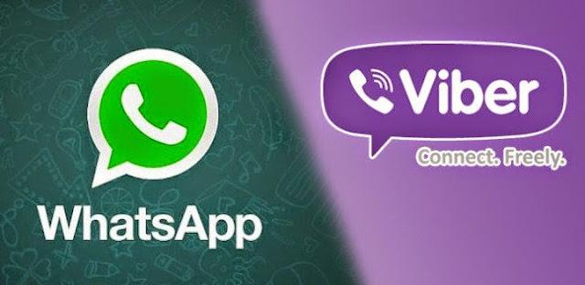 طريقة تشيغل تطبيقات whatsapp و Viber على الكمبيوتر بدون برامج بستخدام متصفح جوجل كروم او فاير فوكس