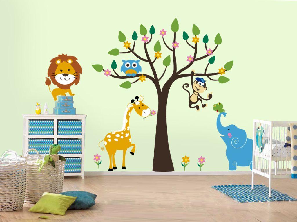 Id e d co peintures chambre d 39 enfant id e d co - Idee deco chambre d enfant ...