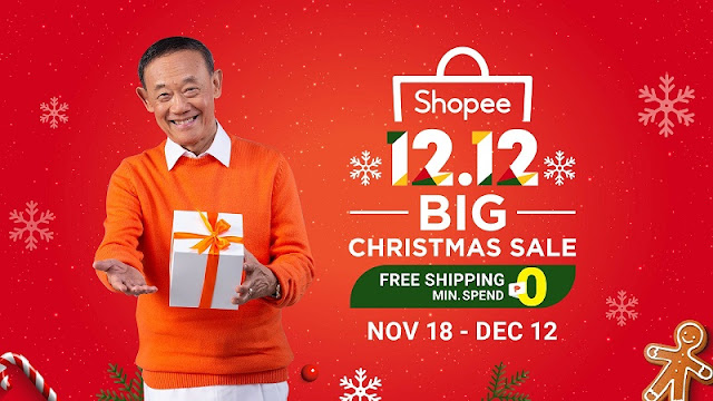 Second Wave of SHOPEE 11.11 - 12.12 Big Sale