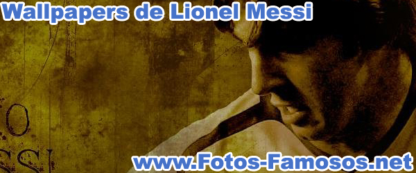 Wallpapers de Lionel Messi