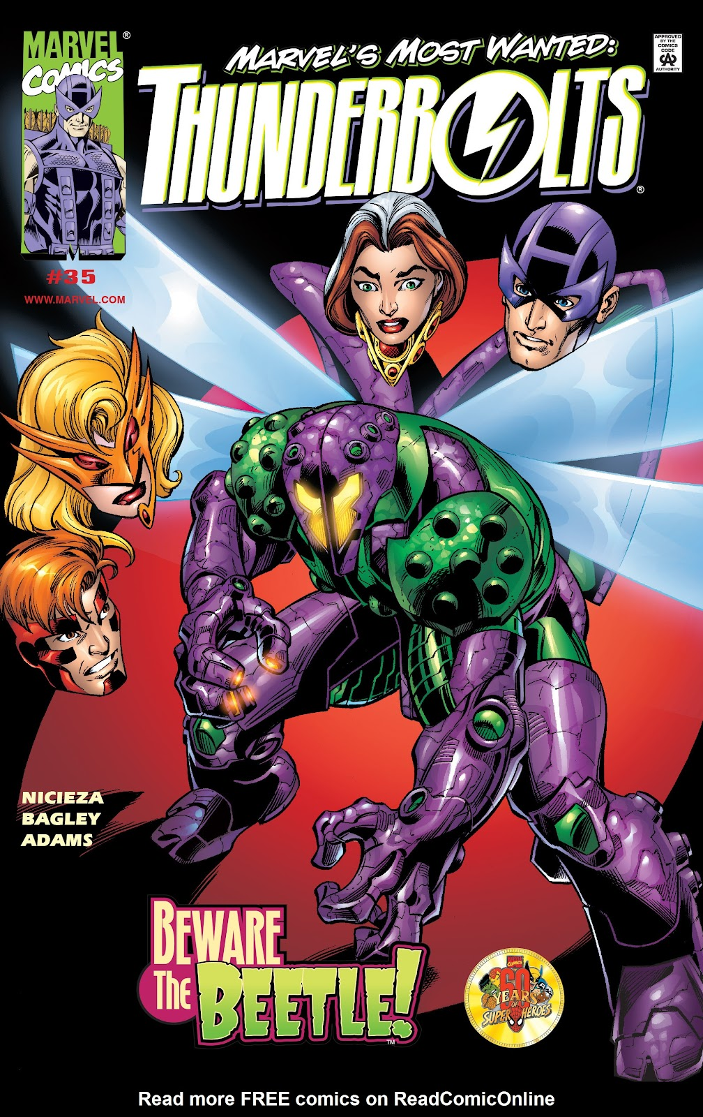 Read online Hawkeye & The Thunderbolts comic -  Issue # TPB 1 (Part 3) - 97