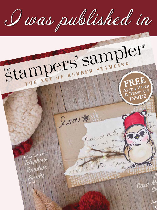 Stampers' Sampler- Winter 2017
