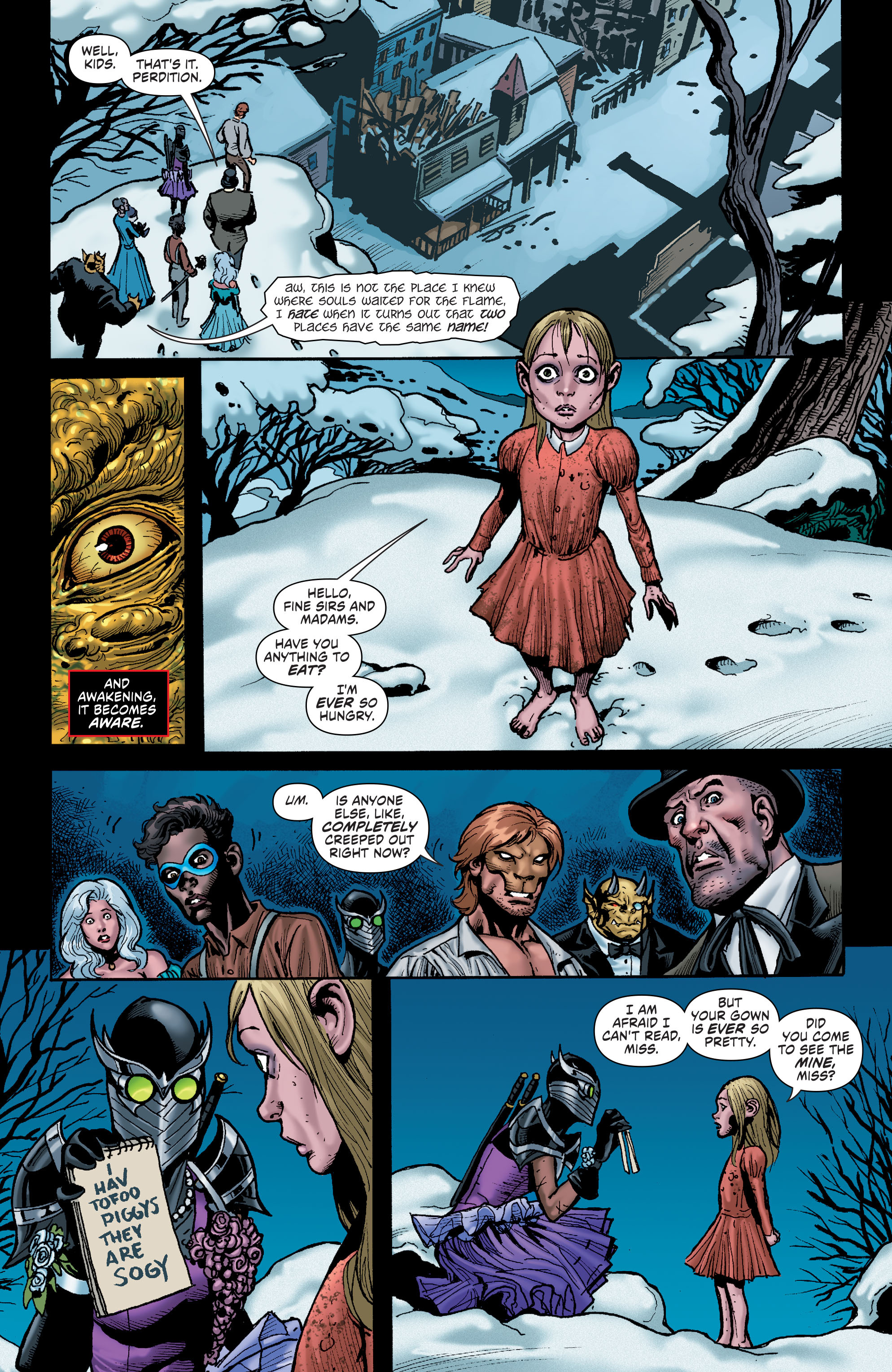 Read online Secret Six (2015) comic -  Issue #9 - 15
