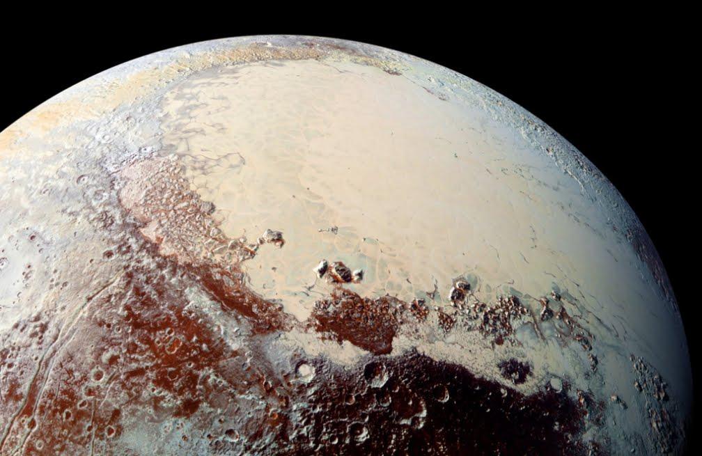 Nuova scoperta: Plutone con dune come i nostri deserti