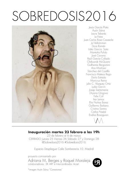 """SOBREDOSIS"",""proyecto"",""feria"",""arte"",""adriana Berges"",""ARCO"",""FLECHA"",""ART MADRID"",""Justmad"",""Room Art Fair"",""We are Fair"",""mierda"""