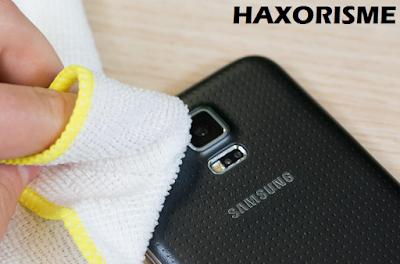 Bersihkan Debu Dalam Android