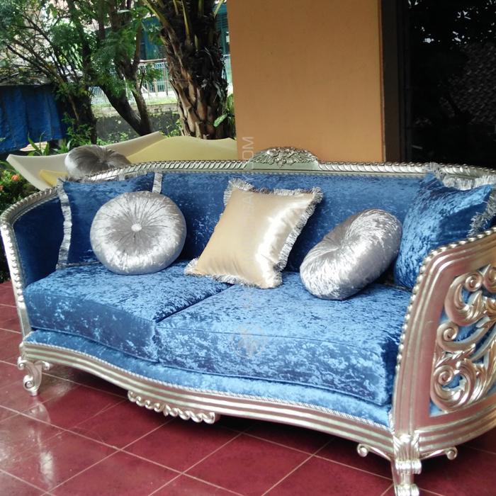 Sofa Ukir Mewah Jepara | Daftar Harga Kursi Sofa