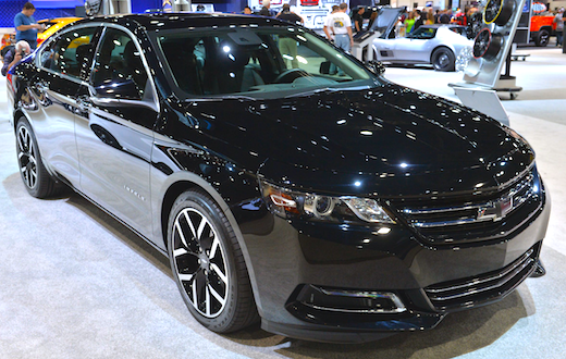 2018 Chevrolet Impala Midnight Edition
