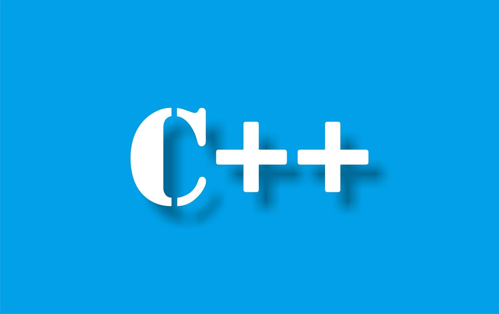 C++ dasar bagi pemula