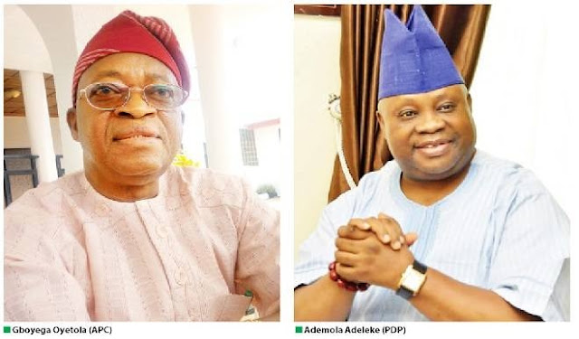 Osun guber: Nothing will save you – Adeleke tells Gov. Oyetola