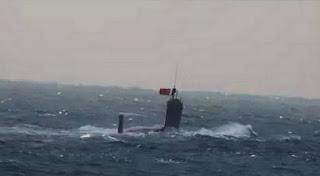 Jepang Berhasil Identifikasi dan Paksa Kapal Selam Asing Naik ke Permukaan