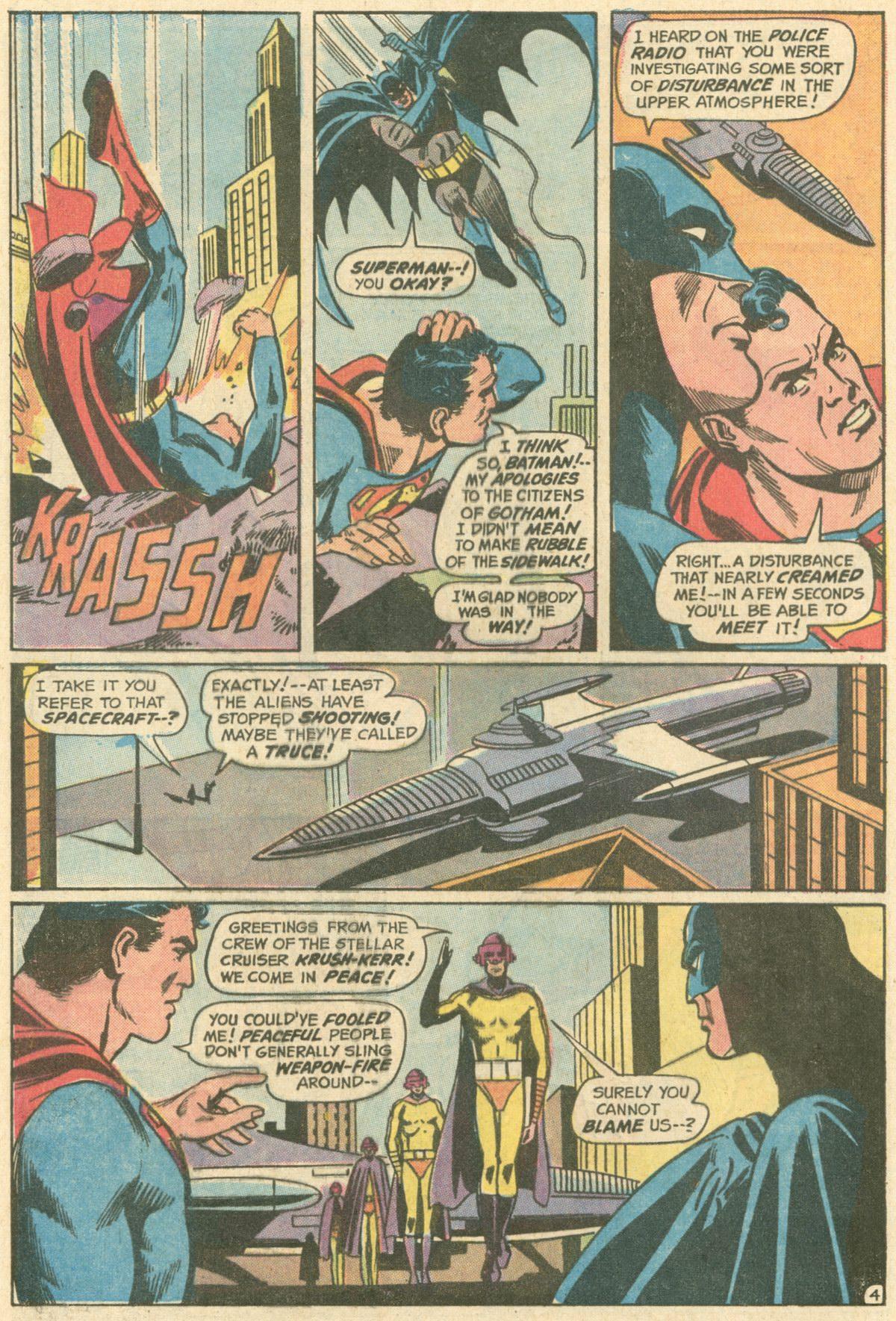 Read online World's Finest Comics comic -  Issue #211 - 6