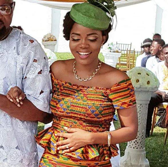 Photos of MzBel's supposed traditional marriage surface online