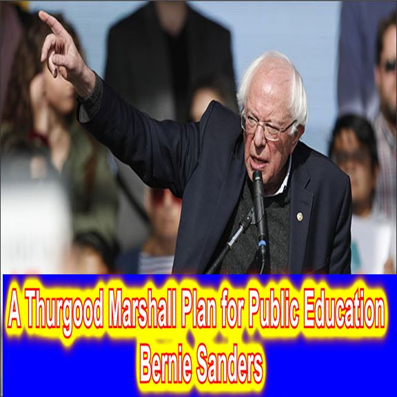 Image result for Thurgood Marshall Plan for Public Education