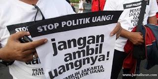 Stop Politik Uang