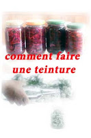 Comment faire teinture à base de plantes