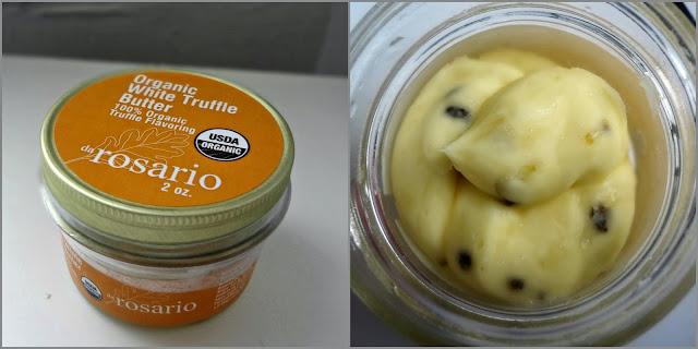 Organic White Truffle Butter