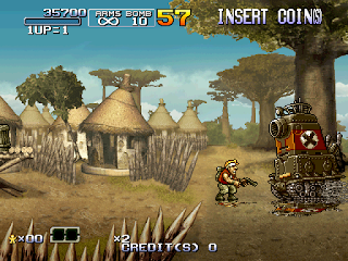 Download Game Metal Slug All Version Gratis || For PC