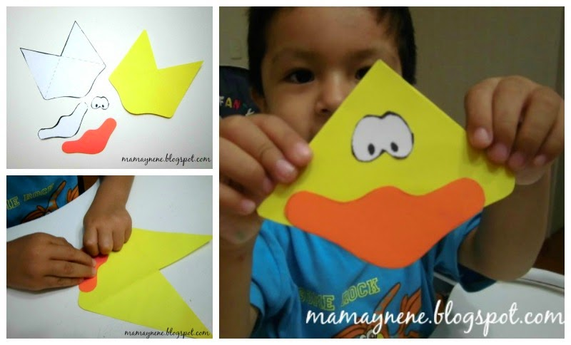 MARCAPAGINAS-BOOKMARK-DUCK-MAMAYNENE