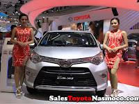 Simulasi Harga Kredit Toyota Calya di Dealer Toyota Nasmoco dan Spesifikasinya