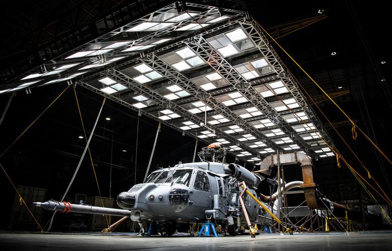HH-60W піддали екстремальним випробуванням