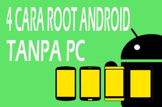 cara root tanpa pc