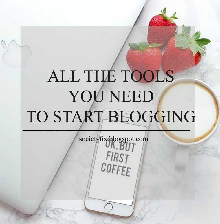 Today in my blog I am sharing with you all the tools you need to start blogging. Don't worry, they are not hard to get or even expensive, but anyone can afford them and they will do significant difference in blogging.