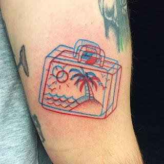 tatuaje anaglifo 14