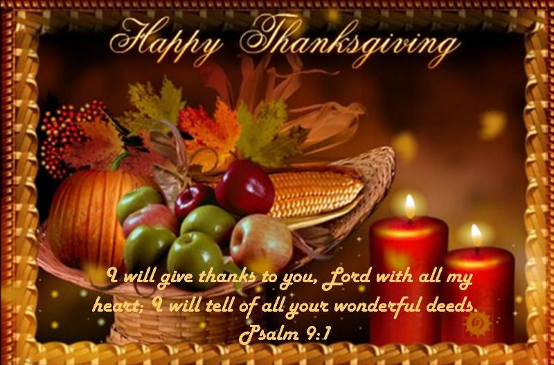 Angels Wonders And Miracles Of Faith Happy Thanksgiving Wishes To All Family Friends And