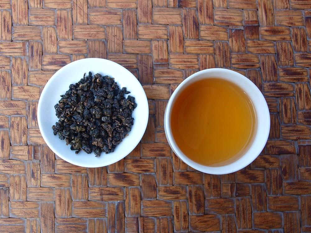 鹿谷蜜香茶