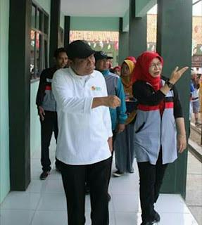Kabid Madrasah Resmikan 3 RKB dan Labkom di MAN 3 Majalengka