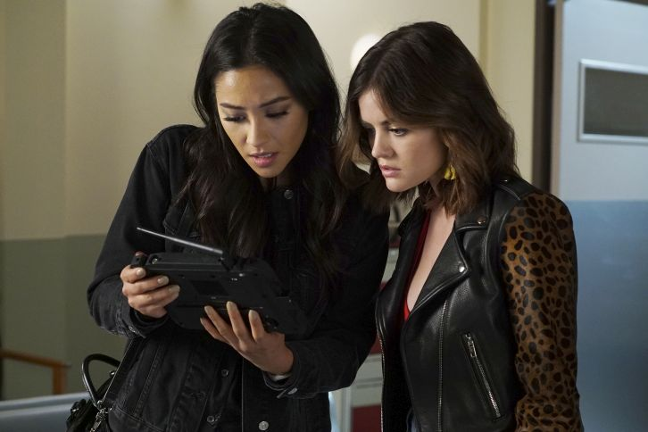 Pretty Little Liars - Episode 7.13 - Hold Your Piece - Press Release + Promotional Photo