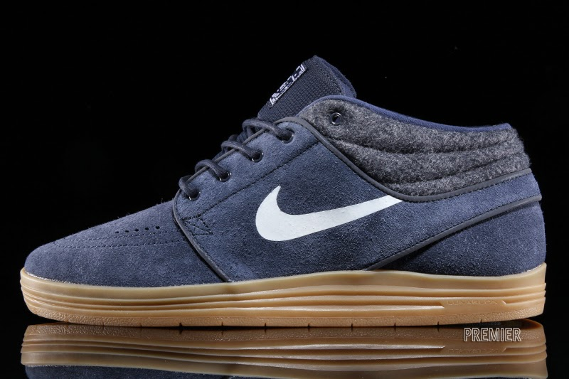 tener Ru Disfrazado  Nike SB Lunar Stefan Janoski Mid Obsidian/Gum-Medium Brown | Skate Shoes PH  - Manila's #1 Skateboarding Shoes Blog | Where to Buy, Deals, Reviews, &  More