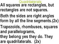 Whiteboard Resources - Quadrilaterals Song