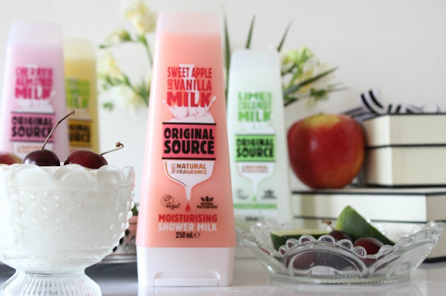 Original Source Shower Milks